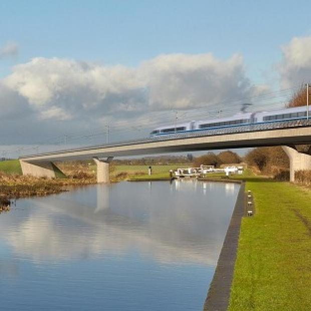 Lancaster And Morecambe Citizen: Some key HS2 staff will be paid more than the Prime Minister