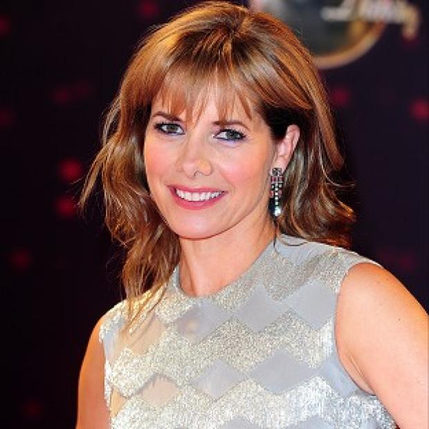 Lancaster And Morecambe Citizen: Darcey Bussell said her first appearances on Strictly Come Dancing were 'terrifying'