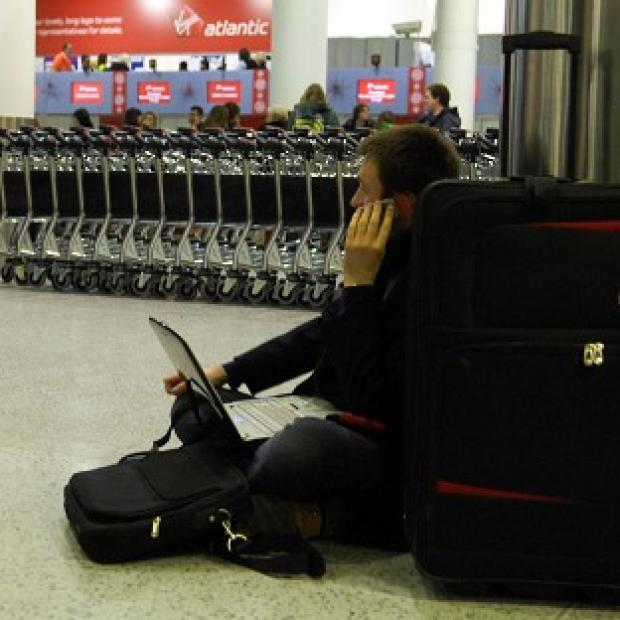 Lancaster And Morecambe Citizen: Air passengers must keep their phones charged when travelling to the US