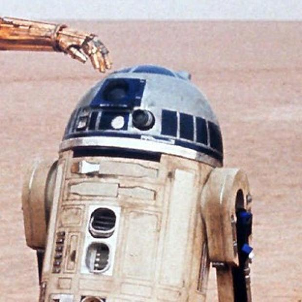 Lancaster And Morecambe Citizen: Famous faces - and droids - will join less well-known actors in the new Star Wars movie