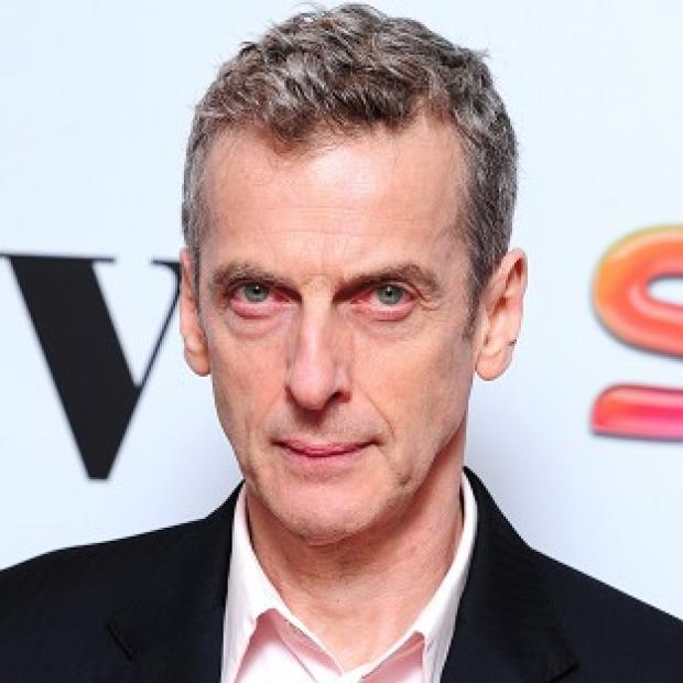 Lancaster And Morecambe Citizen: Peter Capaldi  will star as the time lord