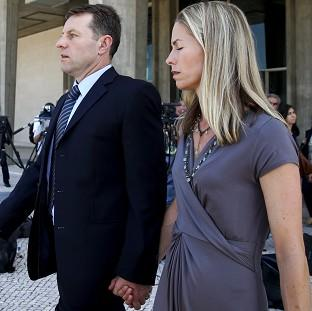 Lancaster And Morecambe Citizen: Kate and Gerry McCann are in Portugal for the latest hearing in their libel trial against a former police chief