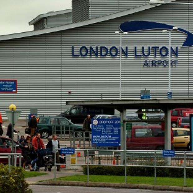 Lancaster And Morecambe Citizen: A man was arrested at Luton Airport before he got on a flight to Istanbul