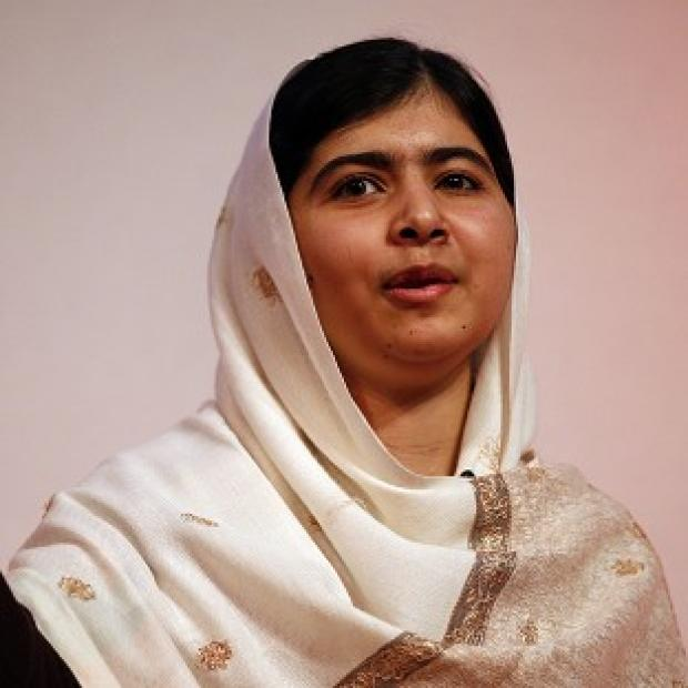 Lancaster And Morecambe Citizen: Malala Yousafzai will meet some of the girls who escaped from the Boko Haram