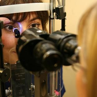 Lancaster And Morecambe Citizen: New research suggests eye tests could in future be used to diagnose early-stage Alzheimer's