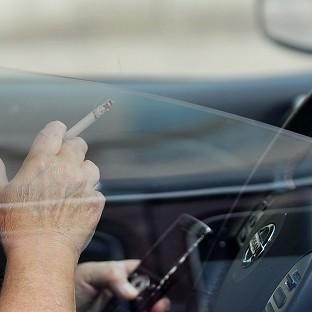 Lancaster And Morecambe Citizen: The penalty for using a mobile phone while driving could double