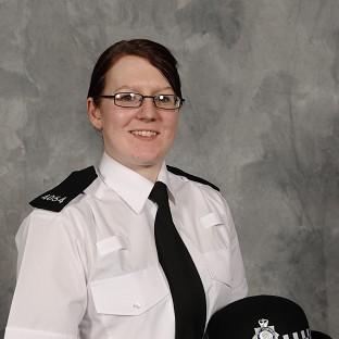Lancaster And Morecambe Citizen: Pc Suzanne Hudson was shot after she knocked on a door in the Headingley area of Leeds with a colleague, a court heard