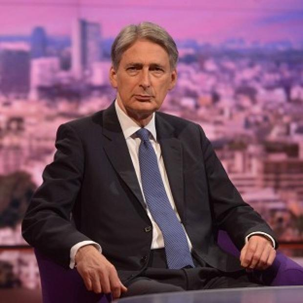 Lancaster And Morecambe Citizen: Philip Hammond was made Foreign Secretary in the Cabinet reshuffled last week (BBC/PA Wire)