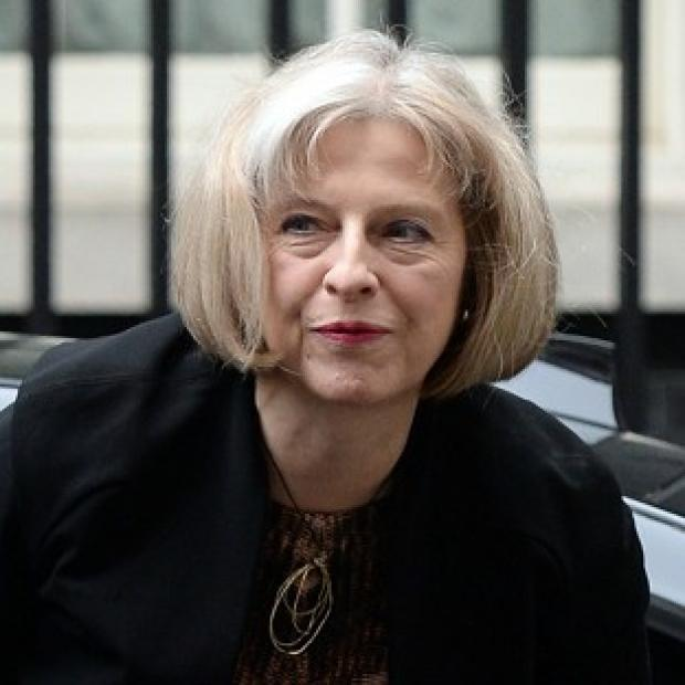 Lancaster And Morecambe Citizen: Theresa May abolished the UKBA and replaced it with UK Visas and Immigration and an Immigration Enforcement command