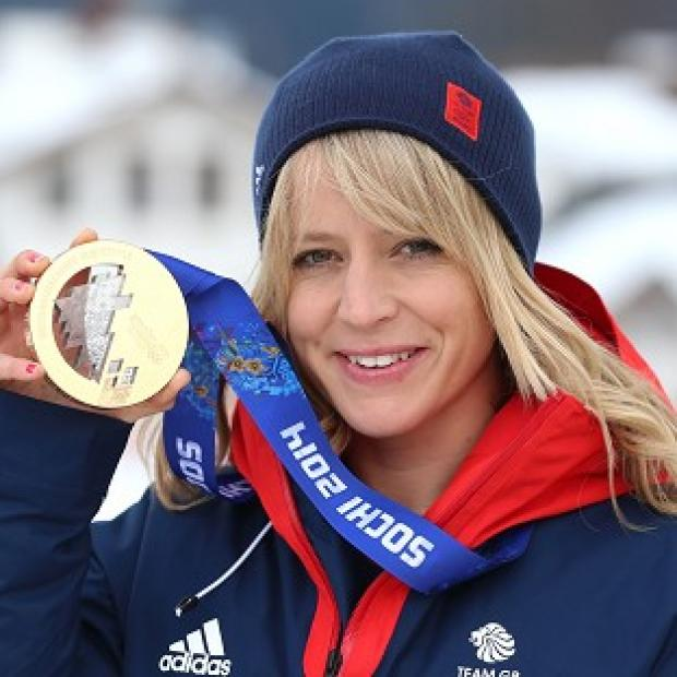 Lancaster And Morecambe Citizen: Snowboard Jenny Jones won the slopestyle bronze medal at Sochi