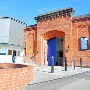 Lancaster And Morecambe Citizen: The incident happened at HMP Nottingham