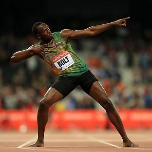 Lancaster And Morecambe Citizen: Jamaica's Usain Bolt is the biggest name competing in the Commonwealth Games