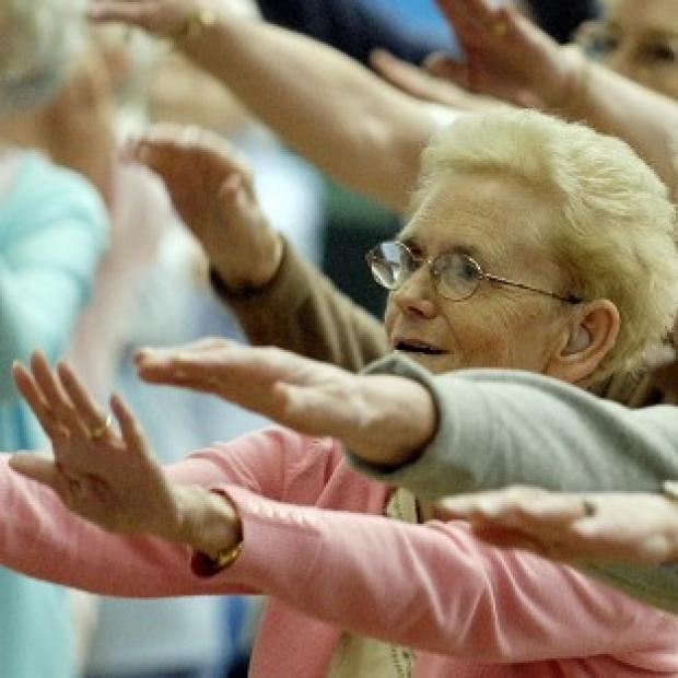 Lancaster And Morecambe Citizen: A university study has suggested a new approach to the way older people get exercise