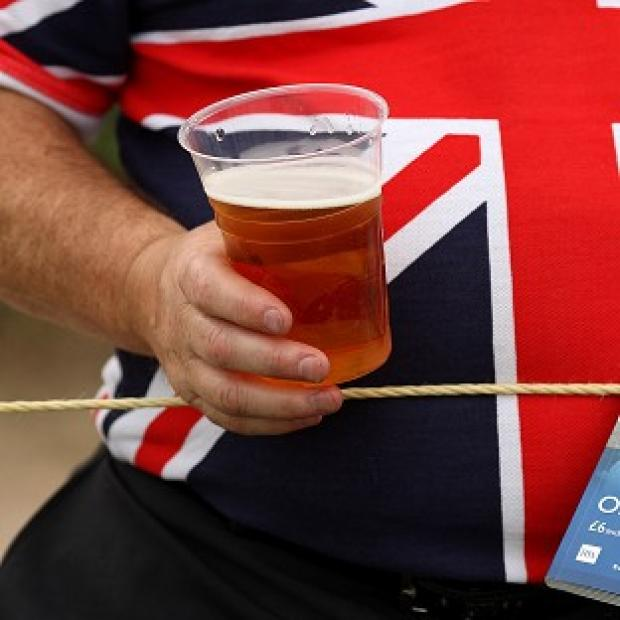 Lancaster And Morecambe Citizen: Britons drink too much and eat badly, many foreigners believe