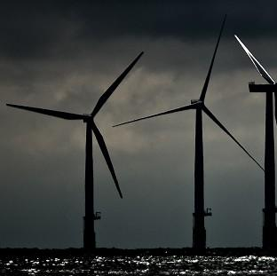 Lancaster And Morecambe Citizen: Some 14.9% of electricity in the UK was generated by renewables such as wind power