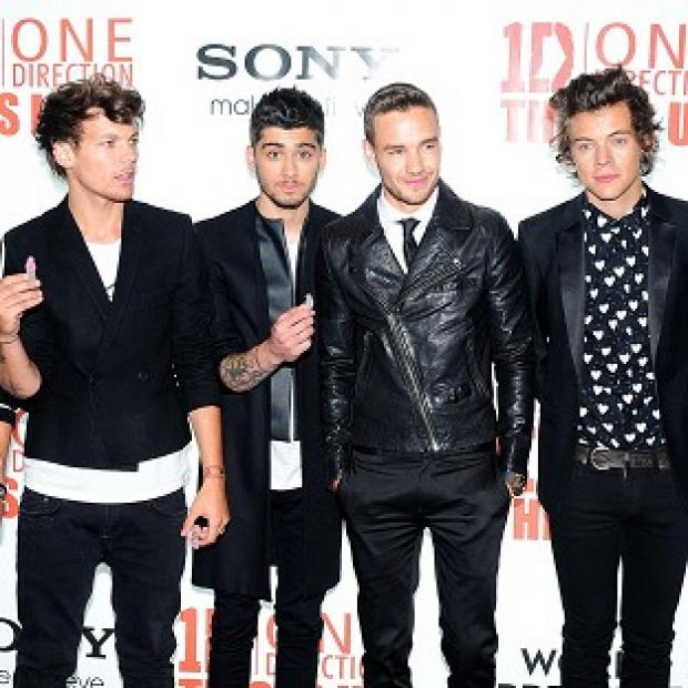 Lancaster And Morecambe Citizen: One Direction led UK sales on the global market