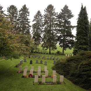 Lancaster And Morecambe Citizen: Mrs Jones will attend the special evening ceremony at St Symphorien military cemetery near Mons (pictured)