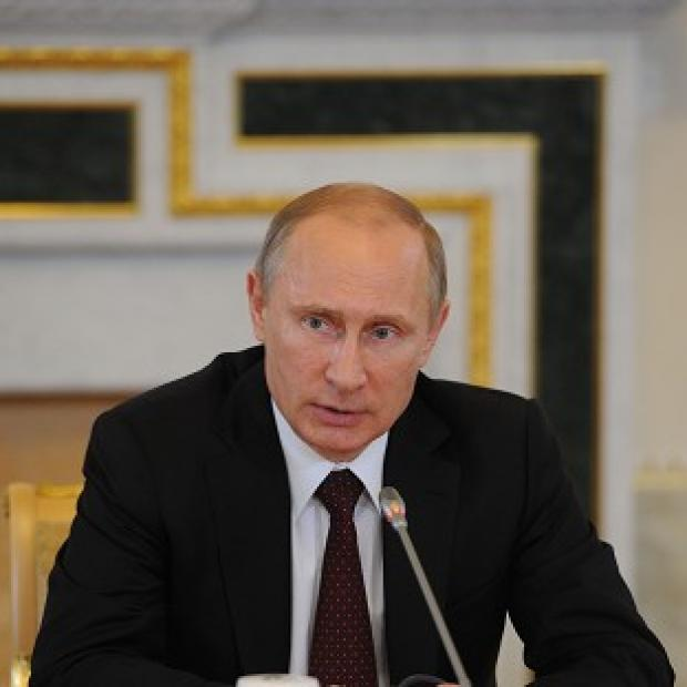 "Lancaster And Morecambe Citizen: Vladimir Putin has been urged to ""snap his fingers"" to end strife in Ukraine"