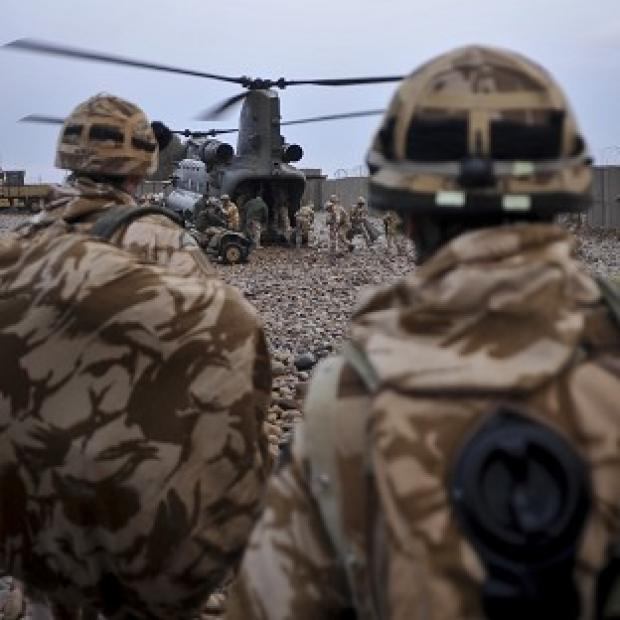 Lancaster And Morecambe Citizen: The Ministry of Defence said it dealt with 36,000 claims last year