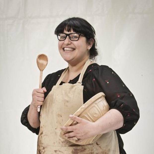 Lancaster And Morecambe Citizen: Claire Goodwin is the first contestant to leave the fifth series of The Great British Bake Off