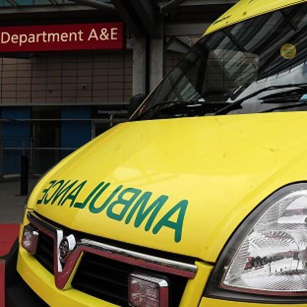 Lancaster And Morecambe Citizen: New figures show that last year almost 300,000 patients were caught in queues of ambulances outside emergency departments