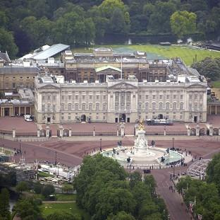 Lancaster And Morecambe Citizen: The weapons disposal bin was reportedly at Buckingham Palace