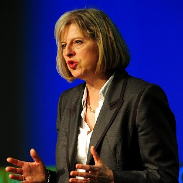 Lancaster And Morecambe Citizen: Home Secretary Theresa May was accused by Labour of mismanaging her department