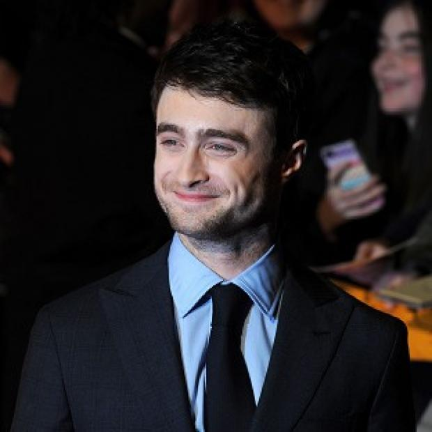 Lancaster And Morecambe Citizen: Daniel Radcliffe is to greet fans at the premiere of romantic comedy What If