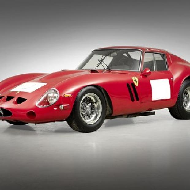 Lancaster And Morecambe Citizen: The 1962 Ferrari 250 GTO Berlinetta sold for £22.84m in California (Bonhams/PA)