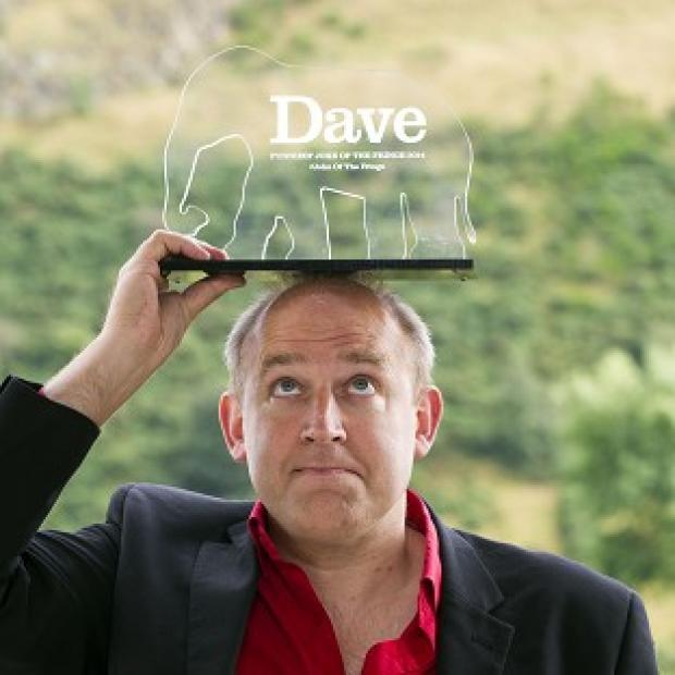Lancaster And Morecambe Citizen: Tim Vine cleaned up with his Hoover one-liner at the Edinburgh Fringe festival