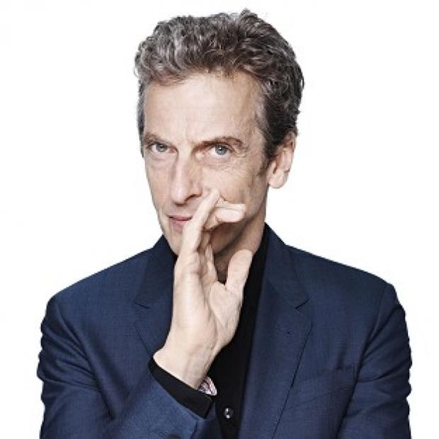 Lancaster And Morecambe Citizen: Peter Capaldi says he's trying to bring back a sense of mystery and strangeness to the Doctor