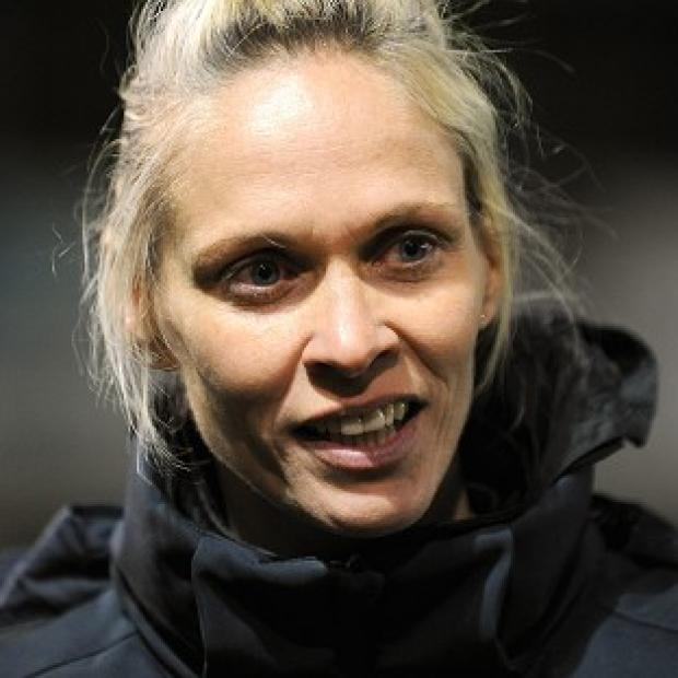 Lancaster And Morecambe Citizen: New Stirling University manager Shelley Kerr is one of only four women in the UK to hold a UEFA Pro-Licence Award for coaching