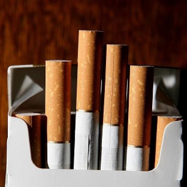 Lancaster And Morecambe Citizen: The LGA said fake cigarettes cost the UK economy £3bn a year in unpaid duty