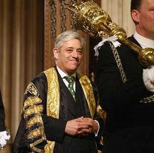 Lancaster And Morecambe Citizen: John Bercow is under pressure over his decision to open up recruitment for the job
