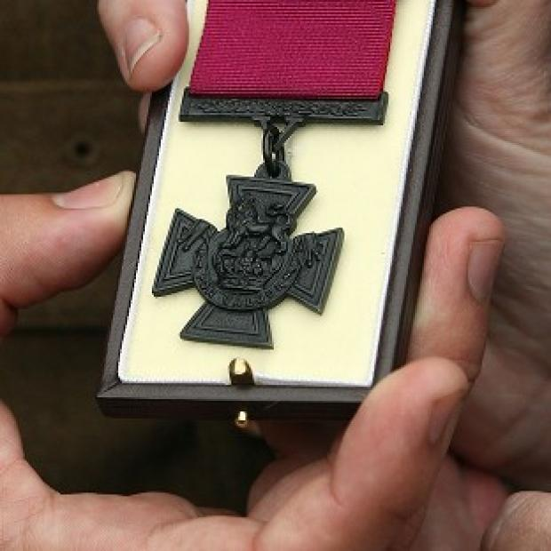 Lancaster And Morecambe Citizen: Recipients of the Victoria Cross are being honoured as part of First World War commemorations