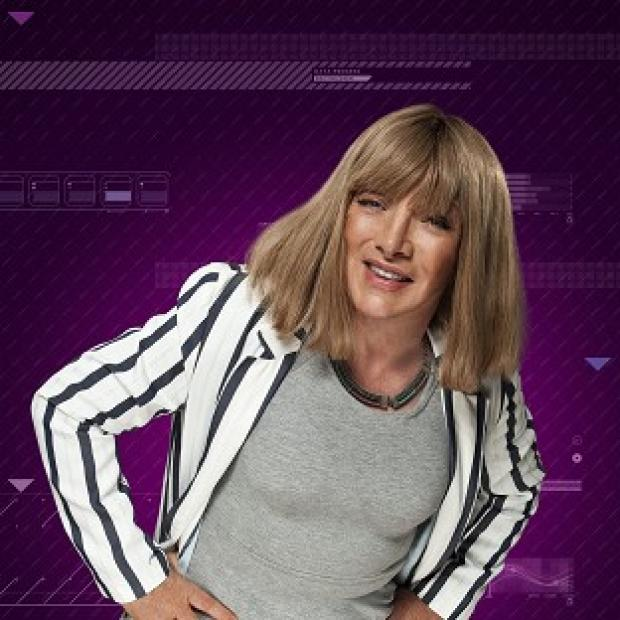 Lancaster And Morecambe Citizen: Kellie Maloney apologised for her outburst