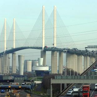 Lancaster And Morecambe Citizen: The lorry was found at the Dartford crossing