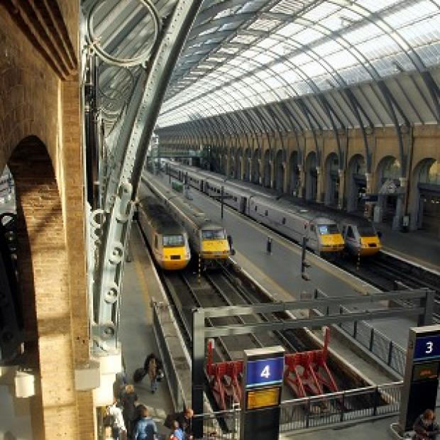 Lancaster And Morecambe Citizen: Services into King's Cross have been disrupted by overhead line problems