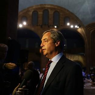 Lancaster And Morecambe Citizen: Ukip leader Nigel Farage stood in South Thanet in 2005, only to finish fourth with 2,079 votes, a five per cent share
