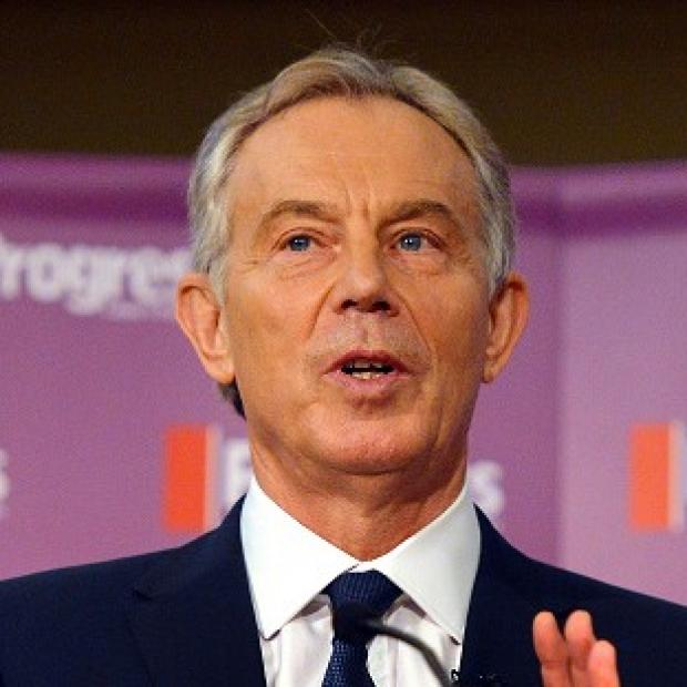 Lancaster And Morecambe Citizen: Tony Blair congratulated the Egyptian government on its successful negotiations between Israel and the Palestinian factions