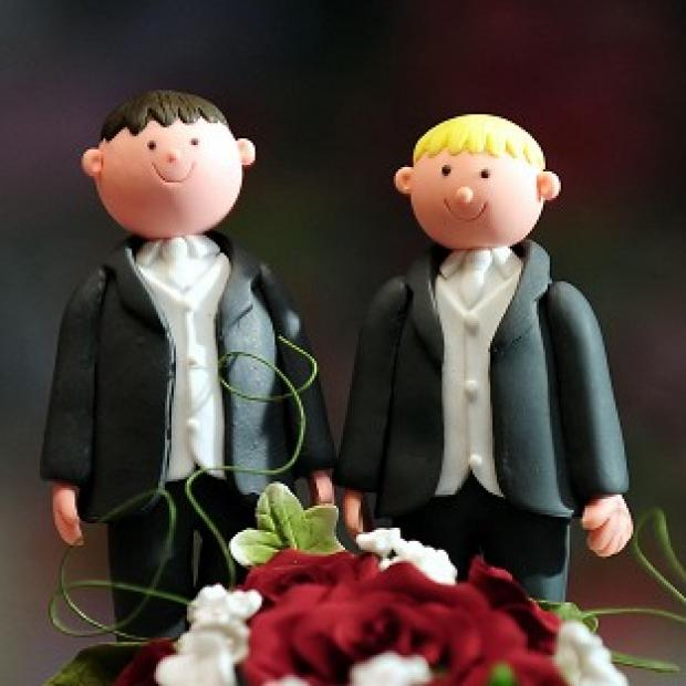 Lancaster And Morecambe Citizen: Laws enabling same-sex marriage in England and Wales were passed last year