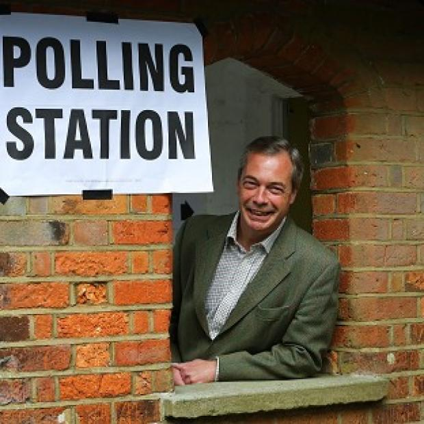 Lancaster And Morecambe Citizen: Nigel Farage is to contest the South Thanet constituency next year