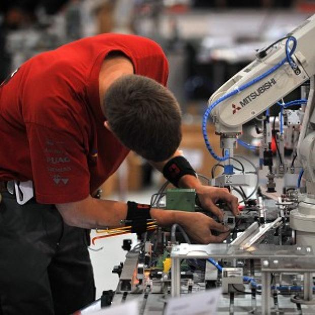 Lancaster And Morecambe Citizen: Manufacturing confidence is lower than expected