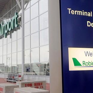 Lancaster And Morecambe Citizen: The incident occurred at Robin Hood Airport