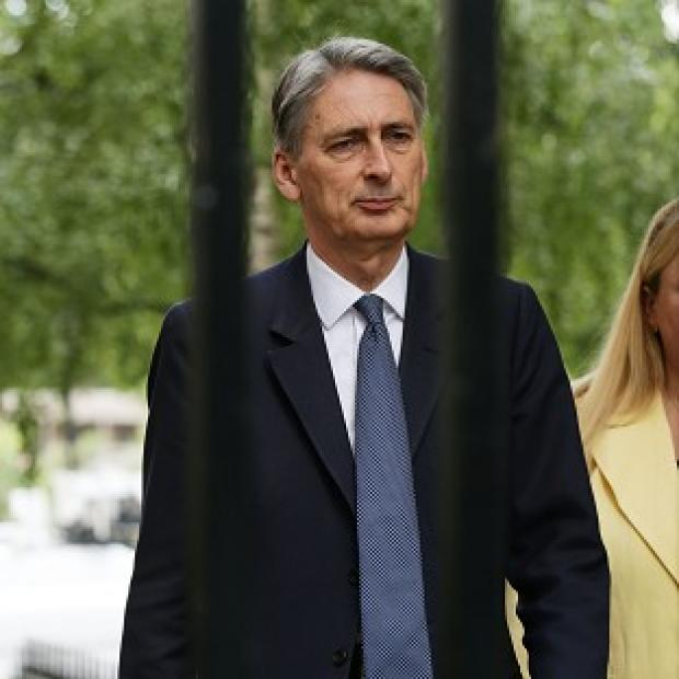 Lancaster And Morecambe Citizen: Foreign Secretary Philip Hammond says Nato must show it has the political will to fight if Russia attacks a member of the alliance