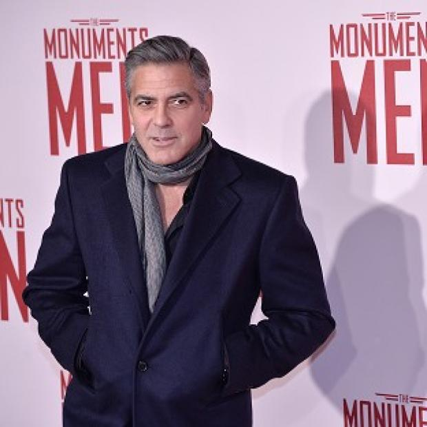 Lancaster And Morecambe Citizen: George Clooney said he considered it an honour to make the film