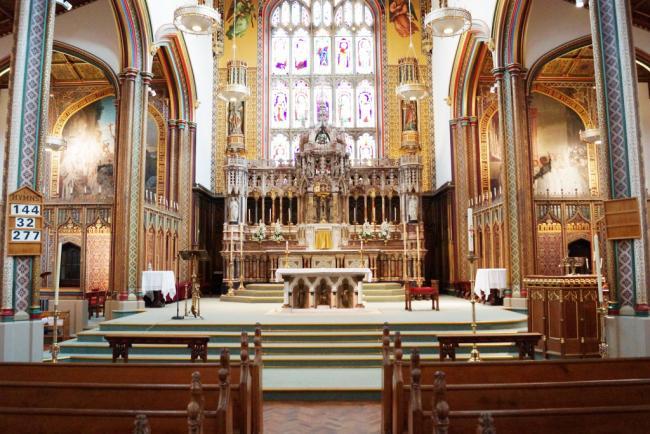 La foi catholique d`Angleterre – un rapide aperçu historique (musique et vidéo) 3932107