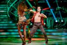 Danny Mac opens up about that bare-chested Strictly routine