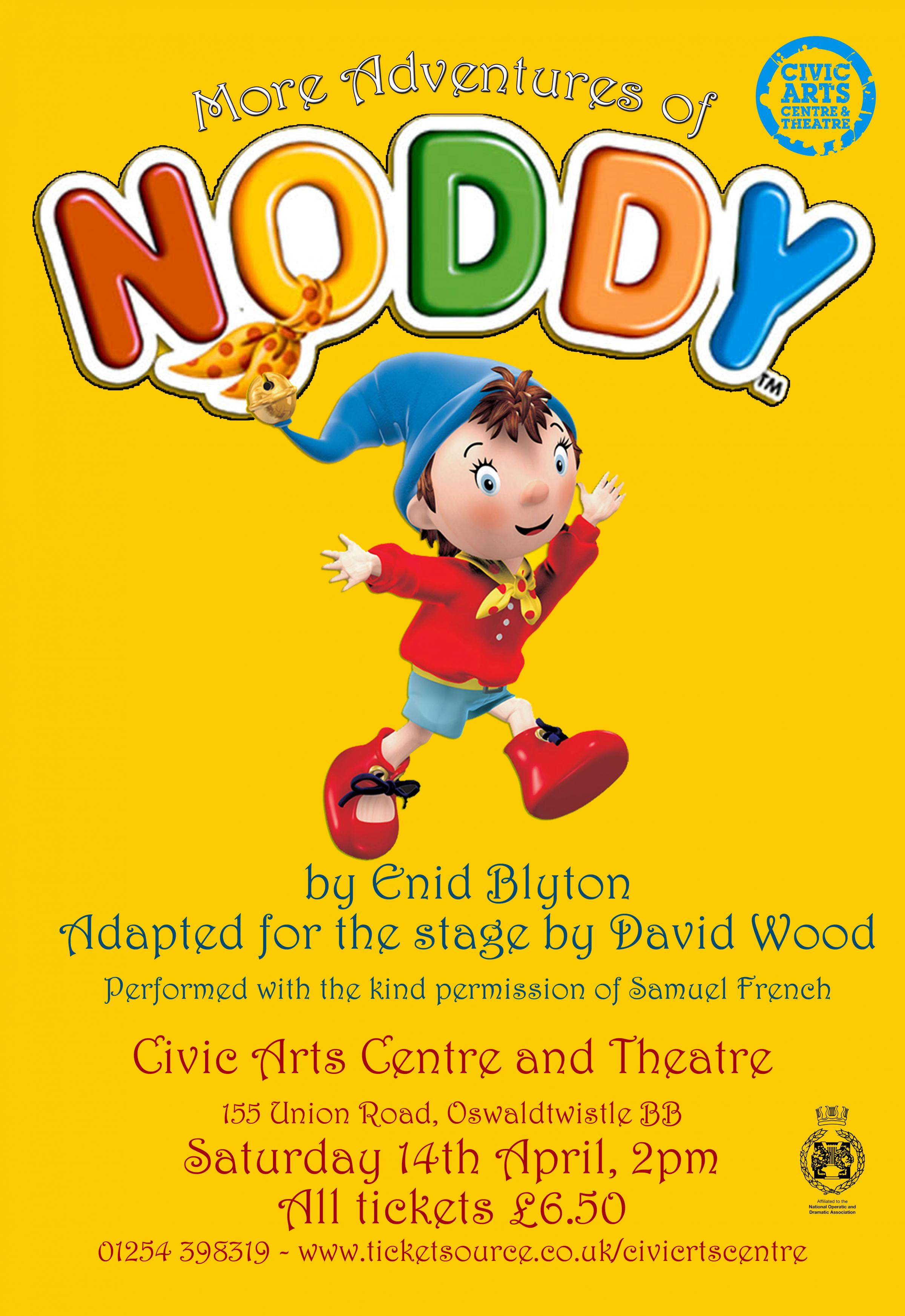 More Adventures of Noddy