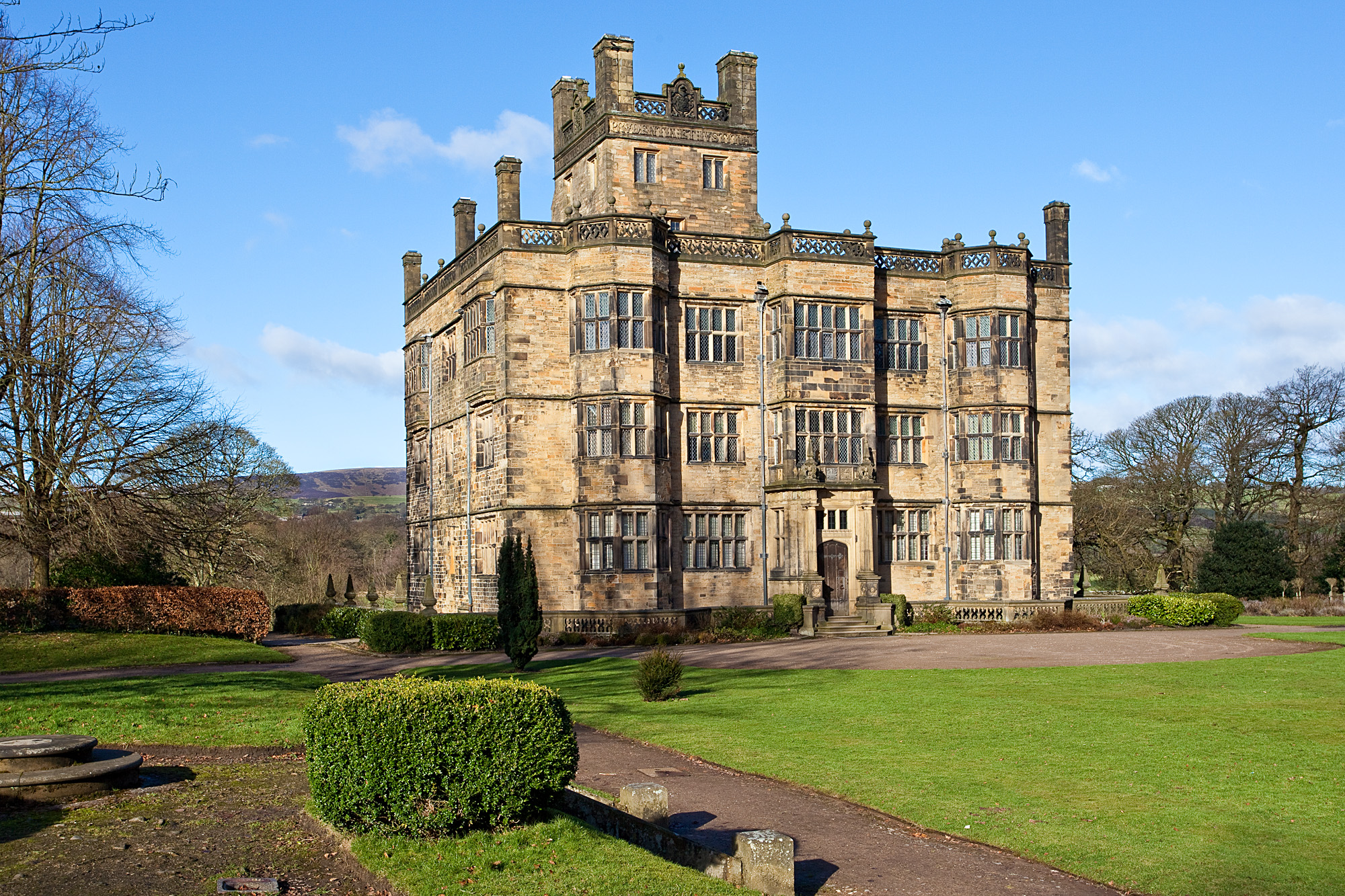 Habergham Festival at Gawthorpe Hall